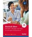 کتاب آلمانی Phonetik - Übungen und Tipps für eine gute Aussprache B1