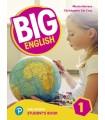 Big English 1 2nd Edition