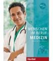 کتاب آلمانی Menschen im Beruf - Medizin
