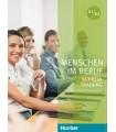 کتاب آلمانی Menschen im Beruf - Schreibtraining