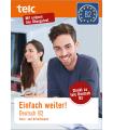 کتاب آلمانی تلک Einfach weiter! Deutsch B2 Kursbuch und Arbeitsbuch