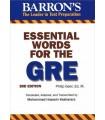 کتاب آزمون جی آر ای ضروری ترین و پر بسامد ترین واژه های GRE ( کشاورز)
