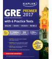 کتاب آزمون جی آر ای Kaplan GRE Premier 2017