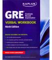 کتاب آزمون جی آر ای Kaplan New GRE Verbal Workbook 9th