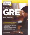 کتاب آزمون جی آر ای Cracking the GRE with 4 Practice Tests 2017