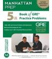 کتاب منهتن جی ار ای 5 Lb. Book of GRE Practice Problems