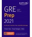 کتاب جی ار ای GRE Prep 2021