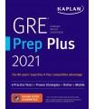 کتاب جی ار ای GRE Prep Plus 2021