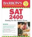 کتاب اس ای تی Barron's SAT 2400: Aiming for the Perfect Score
