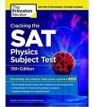 کتاب اس ای تی Cracking the SAT Physics Subject Test 15th Edition