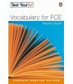 کتاب آزمون اف سی ای Test Your Vocabulary for FCE