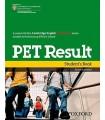 کتاب آزمون پی ای تی PET Result