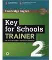 کتاب آزمون کی ای تی Key for Schools Trainer 2 Six Practice Tests