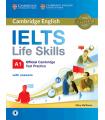 Cambridge English IELTS Life Skills A1