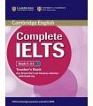 کتاب معلم Cambridge English Complete IELTS Bands 5-6.5 Teacher's Book