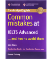 Common Mistakes at IELTS Advanced - General Training