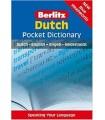 کتاب زبان هلندی Berlitz Dutch Pocket Dictionary