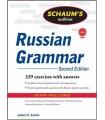کتاب گرامر روسی Schaum's Outline of Russian Grammar 2nd Edition