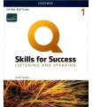 Q Skills for Success 3rd 1 Listening and Speaking