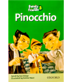Family and Friends Readers 3 - Pinocchio