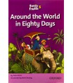 Family and Friends Readers 5 - Around the World in Eighty Days